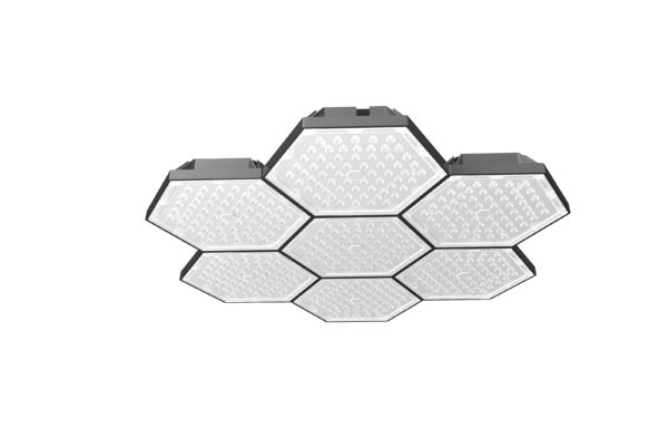 Honeycomb High Bay 320w – 7 Module
