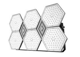 Honeycomb Flood Light 300W – 6 Module